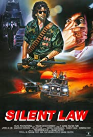 Silent Law Poster