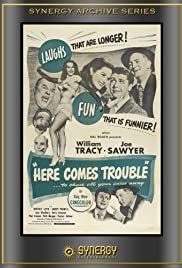 Here Comes Trouble Poster