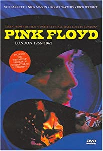 Watch old movie series Pink Floyd London '66-'67 by Barbet Schroeder [720px]