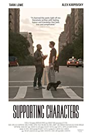 Supporting Characters Poster