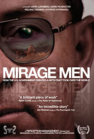 poster for Mirage Men