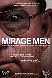 Mirage Men (2013) Poster - Movie Forum, Cast, Reviews
