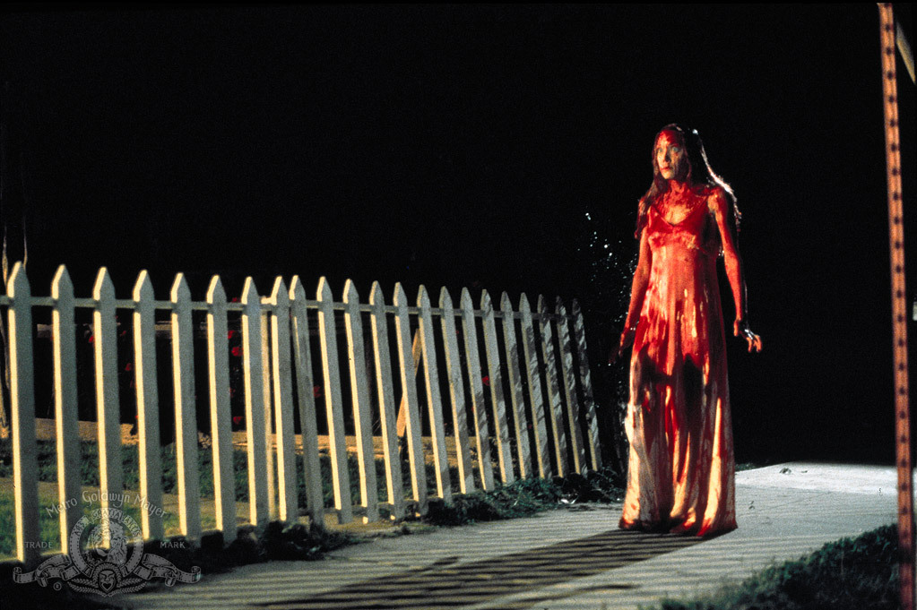 Sissy Spacek in Carrie (1976)