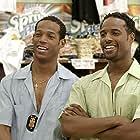 Marlon Wayans and Shawn Wayans in White Chicks (2004)