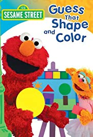 Guess That Shape and Color Poster