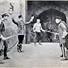 Ramon Novarro, Robert Edeson, Malcolm McGregor, and Lewis Stone in The Prisoner of Zenda (1922)