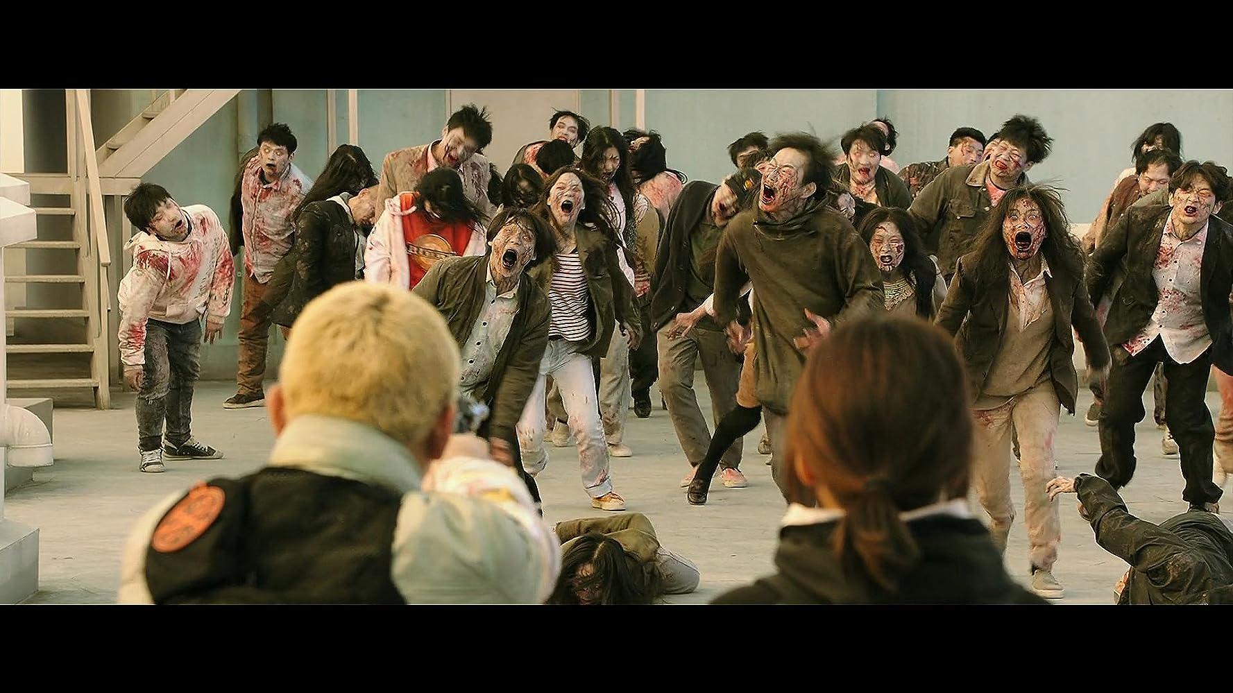 Salah satu scene memorable dari #Alive (Foto: IMDB)