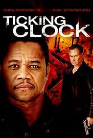 Cuba Gooding Jr. and Neal McDonough in Ticking Clock (2011)