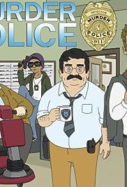 Murder Police Poster