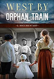 West by Orphan Train Poster