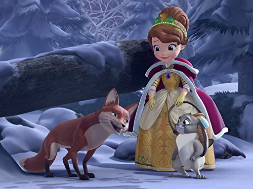 Sofia The First Winter S Gift Tv Episode 2014 Imdb