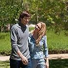 Ashton Kutcher and Abby Brammell in Jobs (2013)