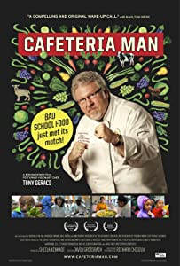 Watch full movie for free Cafeteria Man [HDRip]