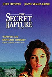 The Secret Rapture Poster