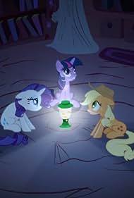 Tara Strong, Tabitha St. Germain, and Ashleigh Ball in My Little Pony: Friendship Is Magic (2010)