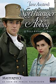 JJ Feild and Felicity Jones in Northanger Abbey (2007)