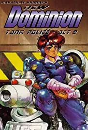 New Dominion Tank Police Poster