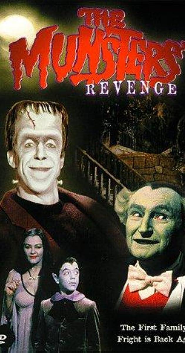 The Munsters Revenge Tv Movie 1981 Imdb