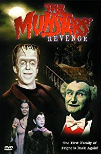 Mobile movie downloads mp4 The Munsters' Revenge [WQHD]