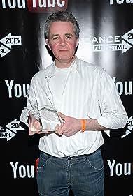 Tony Donoghue at an event for Irish Folk Furniture (2012)