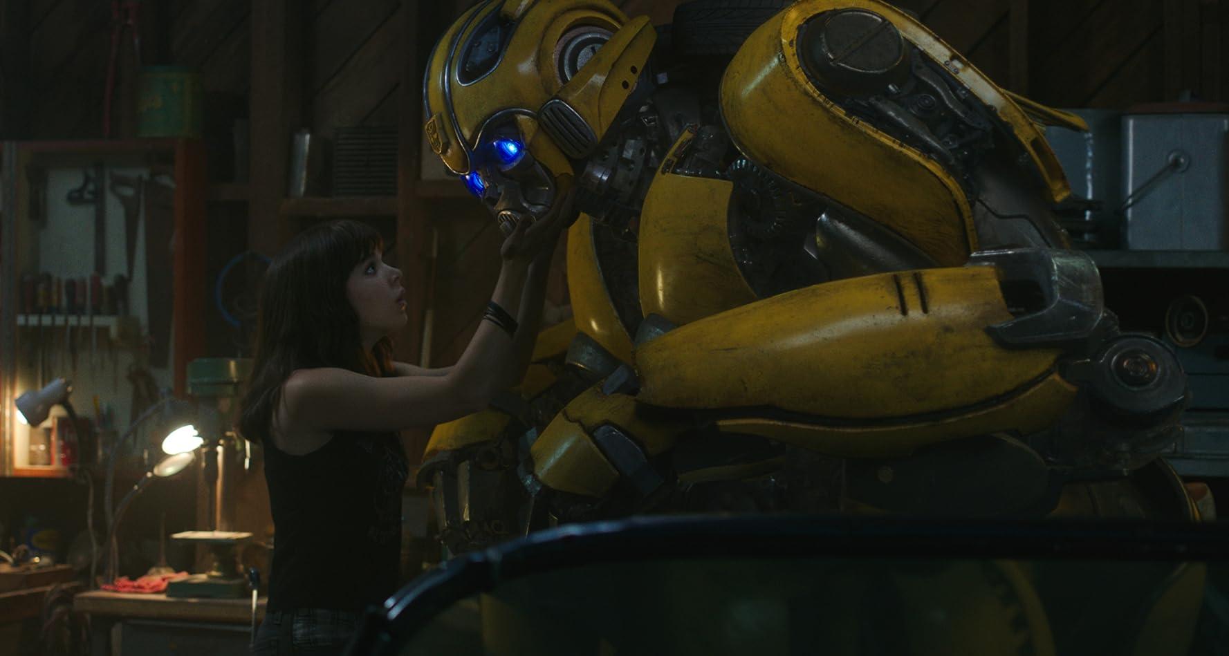 Hailee Steinfeld in Bumblebee (2018)