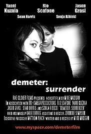 Demeter: Surrender Poster