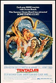 Tentacles (1977) Poster - Movie Forum, Cast, Reviews