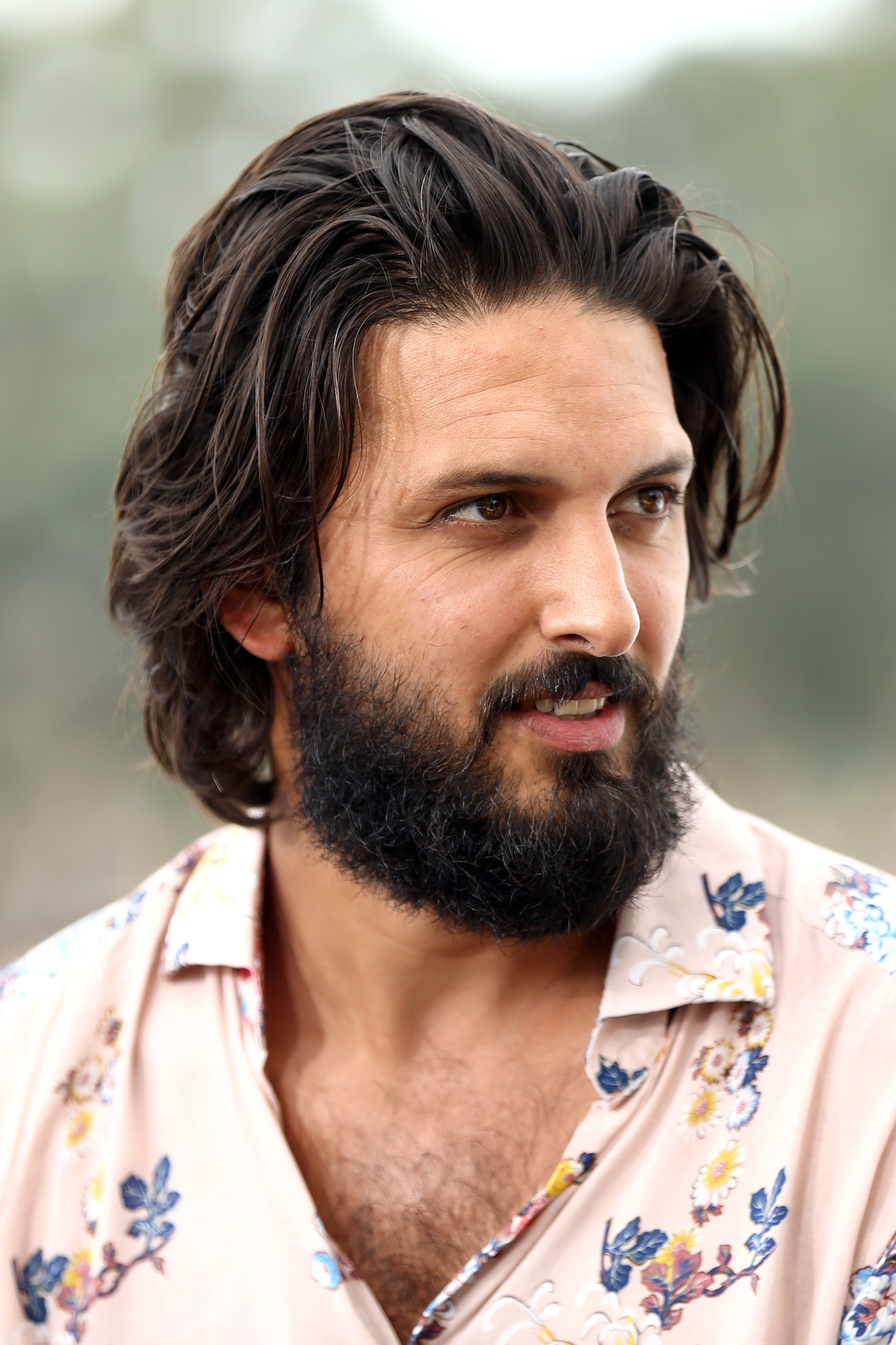 Shazad Latif at an event for Star Trek: Discovery (2017)