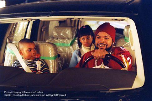 Ice Cube, Aleisha Allen si Philip Bolden