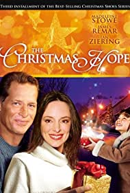 Madeleine Stowe, James Remar, and Tori Barban in The Christmas Hope (2009)