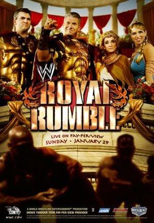 Kevin Dunn WWE Royal Rumble Movie