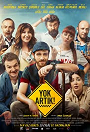 Yok Artik (2015) Poster - Movie Forum, Cast, Reviews