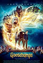 Goosebumps | 300mb | 480p | BluRay | Hindi + English