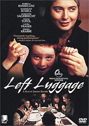 Left Luggage film Poster