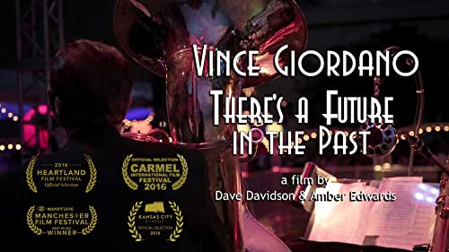 Vince Giordano is Hollywood's go-to guy for authentic period soundtracks, creating the music for Martin Scorsese's The Aviator, Francis Ford Coppola's The Cotton Club, many Woody Allen films including his latest Café Society, and HBO's Grammy-winning Boardwalk Empire. He is a New York institution who plays nightclubs, society parties, jazz festivals, concerts, radio shows; but is still, inexplicably, largely unknown beyond his passionate fan base. Who is this eccentric musician who, for 40 years, has brought the past to life with his 11-member band The Nighthawks, a collection of more than 60,000 band arrangements,and a house full of vintage musical instruments? And what does it take to keep the Jazz Age going strong in 21st Century New York? Fortunately, Giordano's dedication has kept this joyful, energetic music alive long enough for a new generation of hot jazz virtuosos to discover it, and claim it for themselves. There's a Future in the Past is distributed by First Run Features.