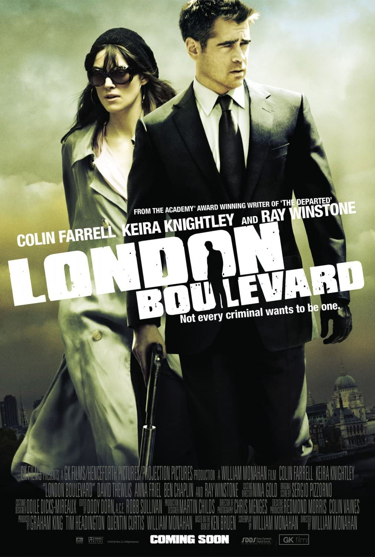 London Boulevard (2010) Hindi Dubbed