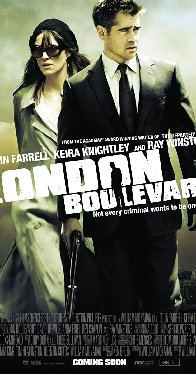 Subtitle of London Boulevard
