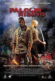 Michael Jai White and Masashi Odate in Falcon Rising (2014)
