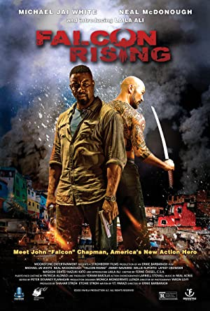 Movie Falcon Rising (2014)