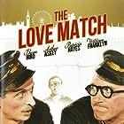 Arthur Askey and Glenn Melvyn in The Love Match (1955)