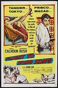 Flight to Hong Kong USA