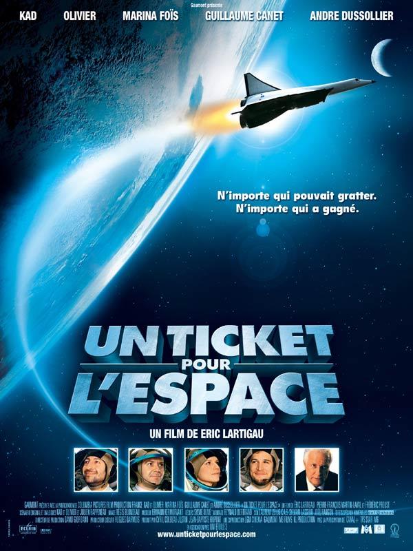 Un Ticket Pour L'espace Streaming VF