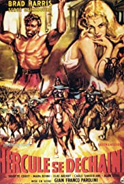The Fury of Hercules Poster