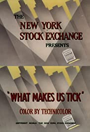 What Makes Us Tick Poster