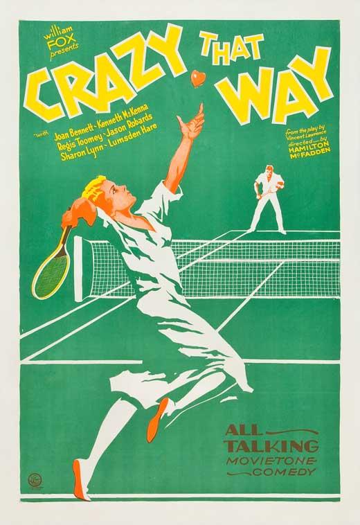 Joan Bennett in Crazy That Way (1930)