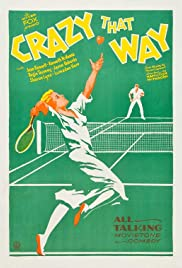 Crazy That Way Poster