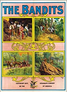 Torrent download for movies The Bandits; or, A Story of Sunny Italy USA [h.264]