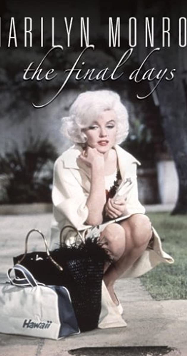 marilyn monroe the final days tv movie 2001 imdb