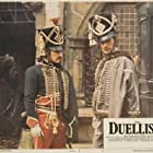 Harvey Keitel and Keith Carradine in The Duellists (1977)