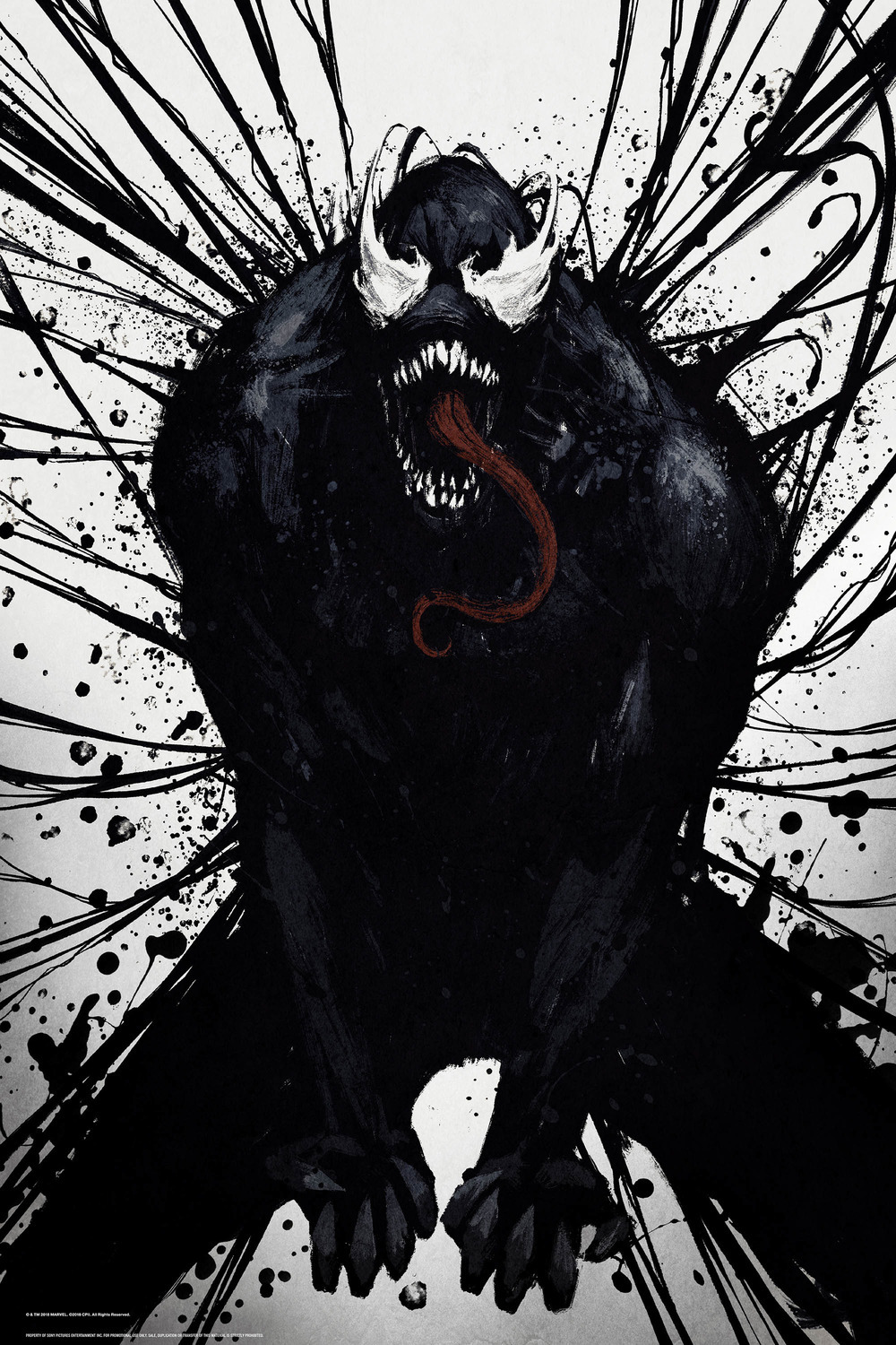 Venom Poster Background
